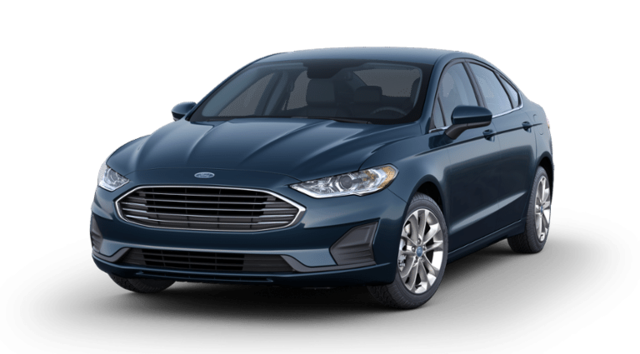 New 2020 Ford Fusion SE Sedan in Florissant, MO